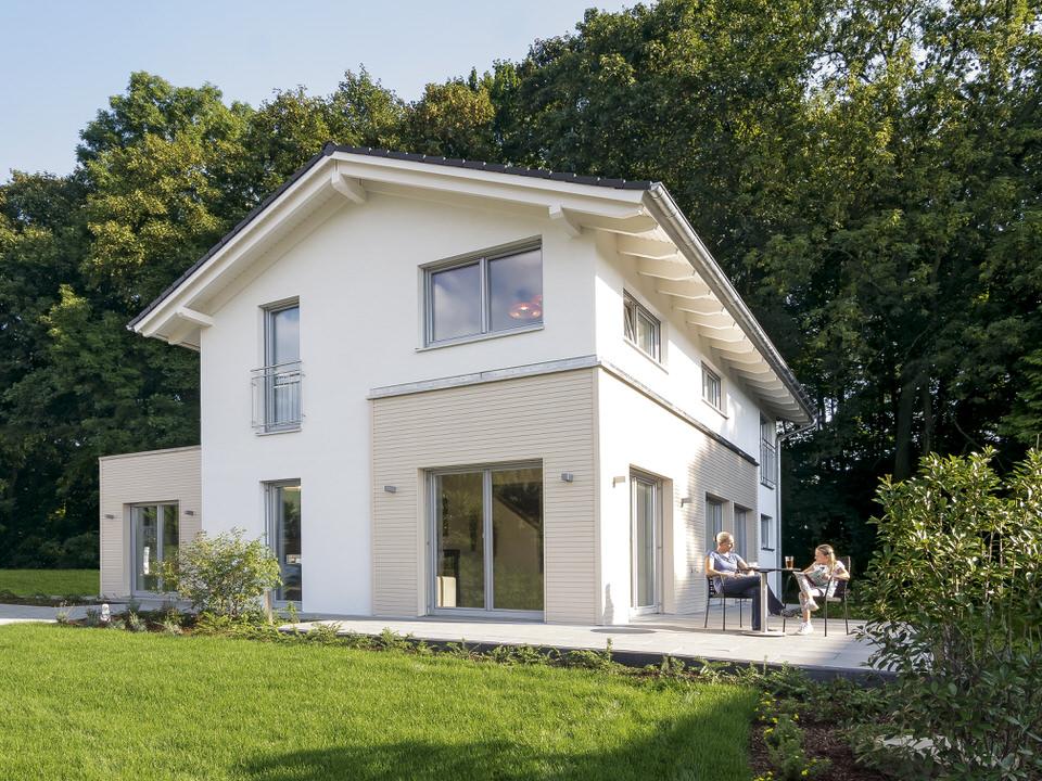 Holzmusterhaus - Zum Glück Bötzow