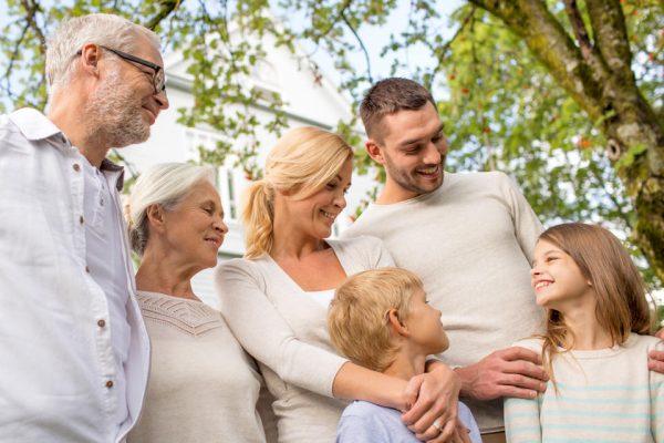 Familie - Zum Glück Bötzow